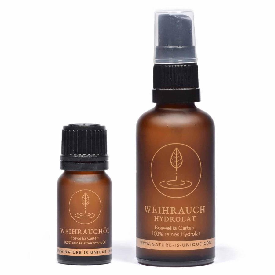Weihrauchöl + Weihrauchhydrolat