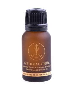 Premium Weihrauch Öl